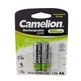 CAMELION Baterai A2 800 mAh Bp2 Ni-Cd_2 - Battery and Rechargeable