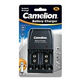 CAMELION Universal Battery Charger [BC-0904S] - Black (Merchant) - Battery and Rechargeable