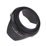 CAMERA EQUIPMENT STORE 62mm - Camera Lens Cap, Hood and Collar