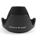 CAMERA EQUIPMENT STORE 72mm - Camera Lens Cap, Hood and Collar
