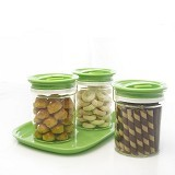 CANISTER Serving Set (Merchant) - Toples