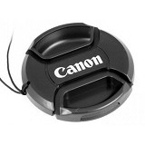 CANON 62mm Snap-On Lens Cap - Camera Lens Cap, Hood and Collar