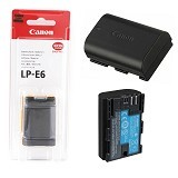 CANON Battery [LP-E6] (Merchant) - On Camera Battery
