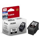 CANON Black Ink Cartridge 740 [PG740B] (Merchant)