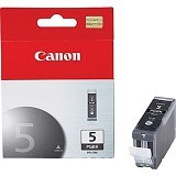 CANON Black Ink Cartridge [PGI5] - Tinta Printer Canon