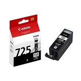 CANON Black Ink Cartridge PGI-725