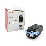 CANON Black Ink [EP302BK] - Toner Printer Canon