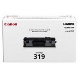 CANON Black Toner CRG 319 - Toner Printer Canon