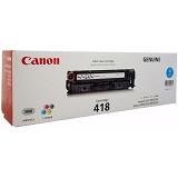CANON Cyan Toner 418