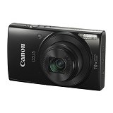 CANON Digital Camera IXUS 180 - Black (Merchant) - Camera Pocket / Point and Shot