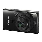 CANON Digital Camera IXUS 180 - Black - Camera Pocket / Point and Shot