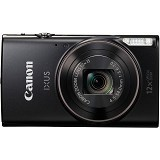 CANON Digital Camera IXUS 285 - Black - Camera Pocket / Point and Shot