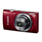 CANON Digital Ixus 160 - Red - Camera Pocket / Point and Shot