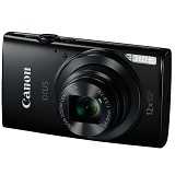 CANON Digital Ixus 170 - Black - Camera Pocket / Point and Shot
