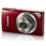 CANON Digital Ixus 175 - Red (Merchant) - Camera Pocket / Point and Shot