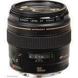 CANON EF 100mm f/2 USM - Camera SLR Lens