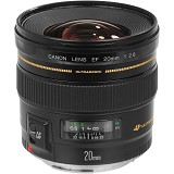 CANON EF 20mm f/2.8 USM - Camera SLR Lens
