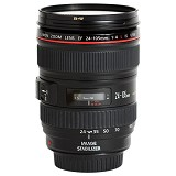 CANON EF 24-105mm f/4L IS USM - Camera Slr Lens