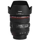 CANON EF 24-70mm f/4.0L IS USM (Merchant) - Camera Slr Lens