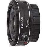 CANON EF 40mm f/2.8 STM - Camera Slr Lens