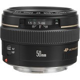 CANON EF 50mm f/1.4 USM - Camera Slr Lens