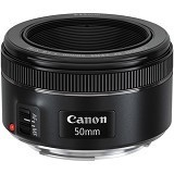 CANON EF 50mm f/1.8 STM (Merchant) - Camera Slr Lens