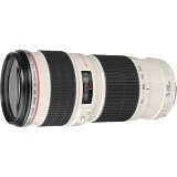 CANON EF 70-200mm f/4L USM - Camera Slr Lens