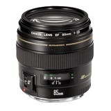 CANON EF 85mm f/1.8 USM - Camera SLR Lens