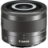 CANON EF-M 28mm f/3.5 Macro IS STM (Merchant) - Camera Mirrorless Lens