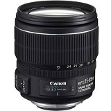 CANON EF-S 15-85mm f/3.5-5.6 IS USM - Camera Slr Lens