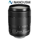 CANON EF-S 18-135mm f/3.5-5.6 IS Nano USM - Camera Slr Lens