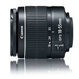CANON EF-S 18-55mm f/3.5-5.6 IS II - Camera SLR Lens