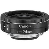 CANON EF-S 24mm f/2.8 STM (Merchant) - Camera Slr Lens