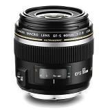 CANON EF-S 60mm f/2.8 Macro USM - Camera SLR Lens