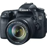 CANON EOS 70D Kit2 - Non WiFi - Camera SLR