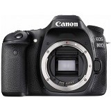 CANON EOS 80D Body Only - Black