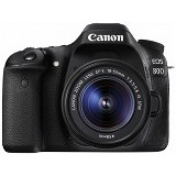 CANON EOS 80D Kit1 - Black - Camera SLR