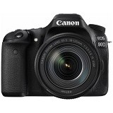 CANON EOS 80D Kit2 - Black - Camera Slr