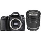 CANON EOS 80D Kit3 - Black (Merchant) - Camera SLR