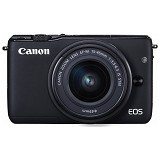 CANON EOS M10 Kit1 - Black
