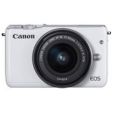 CANON EOS M10 Kit1 - White