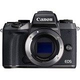 CANON EOS M5 Body Only - Black - Camera Mirrorless