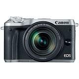 CANON EOS M6 Kit Lens 15-45mm - Silver