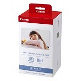 CANON Easy Photo Pack 4R-36 [KP-108IN] (Merchant) - Kertas Foto / Photo Paper