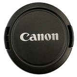 CANON Lens Cap for 77mm - Camera Lens Cap, Hood and Collar