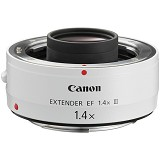 CANON Lens EF Extender 1.4X III - Camera Extender and Teleconverter