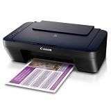 CANON PIXMA [E470] - Black - Printer Home Multifunction