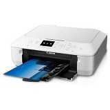 CANON PIXMA [MG5670] - White - Printer All in One / Multifunction