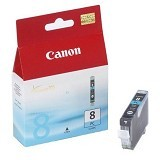 CANON Photo Cyan Ink Cartridge CLI-8 PC