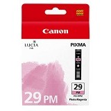 CANON Photo Magenta Ink Catridge PGI29PM